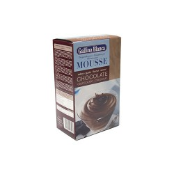 MOUSSE CHOCOLATE GALLINA BLANCA PQ 760 g