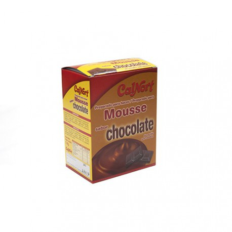 Mousse Chocolate 1 Kg Calnort