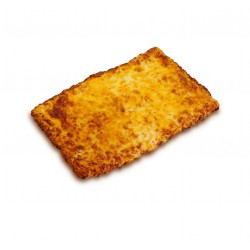 Pizza Rectangular 4 Quesos 15 unid x 175 gr