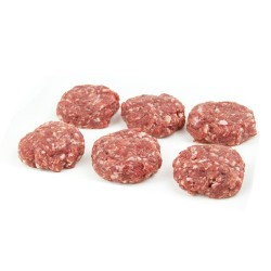 Mini Hamburgesa ternera 25gr