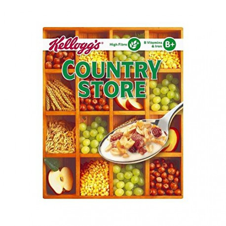 Cereales Ind Country Store 32 x 40 Gr