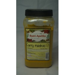 Curry Madras 900 Gr Buen Apetito