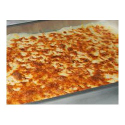 Pizza Rectangular Bacon y -Atun 15 unid x 175 gr